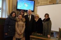 Представники Університету взяли участь у громадських слуханнях : «Звіт служби у справах дітей Львівської облдержадміністрації»
