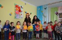 Команда КВК «Кицюні» провела заняття в Дошкільному закладі №105 м. Львова