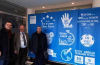 Ректор Львівського державного університету безпеки життєдіяльності відвідав Кінгстонський університет в рамках програми erasmus+