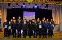 У Львівському державному університеті безпеки життєдіяльності відбувся IV етап патріотичної акції «Естафета поколінь»