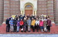До Університету завітали учні Львівської української приватної гімназії
