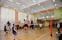 В Університеті відбулись фінальні ігри Спартакіади ЛДУБЖД з волейболу