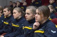 Курсанти та студенти ЛДУБЖД обговорили питання ґендерної рівності разом із Любов'ю Максимович