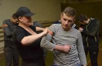 Курсанти Університету взяли участь у занятті з тактичної медицини