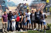 Команда Університету з ППС на змаганнях у Харкові