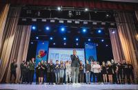 Команда Університету пройшла у чвертьфінал Закарпатської Ліги КВН