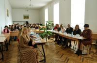 4 квітня 2019 року відбулася міжвузівська науково-практична конференція здобувачів вищої освіти і молодих вчених «Соціально-економічний розвиток і безпека України: стан і перспективи»