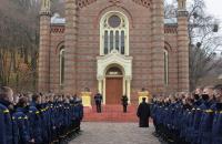 В університеті відбувся реквієм до Дня Пам'яті Героїв Небесної сотні
