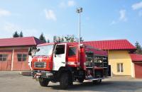 Львівський державний університет безпеки життєдіяльності отримав нову автоцистерну АЦ-4-60(5309)-505М