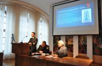 В Університеті розпочалась ХІІ Міжнародна науково-практична конференція молодих вчених