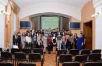 В Університеті проведено зустріч із  провідними фахівцями з охорони праці