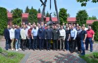 У Львівському державному університеті безпеки життєдіяльності відбулась зустріч випускників 2004 року