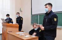 В Університеті відбувся тематичний брейн-ринг серед курсантів 1-4 курсів