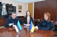 В Університеті протягом тижня перебуватиме головний спеціаліст з організації навчання Естонської академії безпеки