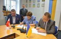 Між Вищою школою бізнесу та наук про здоров'я м.Лодзь та Львівським державним університетом безпеки життєдіяльності підписано угоду про міжнародну співпрацю