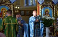 В Університеті відбулась святкова літургія з нагоди храмового празника