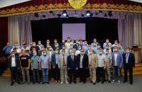 Через 25 років знову курсанти: в Університеті відбулась зустріч випускників 1996 року випуску