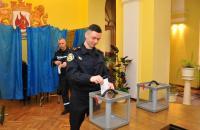 25 квітня у Львівському державному університеті безпеки життєдіяльності відбулись вибори ректора