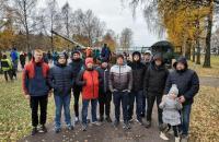 Курсанти ЛДУ БЖД проходять навчання на базі центру розмінування Рятувального департаменту Естонії
