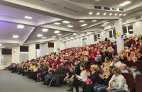 В Університеті відбулася благодійна акція «З Весною в серці»