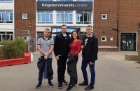 Курсанти та студенти ЛДУБЖД навчаються у Великій Британії