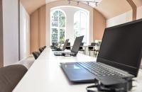 Новий навчальний семестр розпочався із оновлення матеріально-технічної бази мультимедійного навчального комплексу