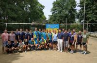 """З 21 по 23 червня 2018 року відбувся завершальний, 3 тур Всеукраїнських змагань з волейболу """"Одеське літо"""""""