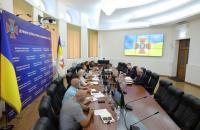 Ректор Університету, професор Мирослав Коваль взяв участь у обговоренні  поточних питань щодо реалізації проєкту міжнародної технічної допомоги «EU-CHEM-REACT 2»