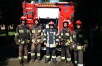 Практична підготовка курсантів у поєднанні з бойовою роботою пожежно-рятувальних підрозділів Львівського гарнізону