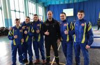 Збірна команда Університету з гирьового спорту взяла участь у Чемпіонаті ДСНС