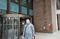 Представник Університету перебуває у Кінгстонському університеті  м. Лондон, Велика Британія в рамках програми «ERASMUS+»
