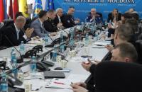Делегація Університету  бере участь у Міжнародних командно-штабних навчаннях (КШН) в м. Кишинів, Республіки Молдова