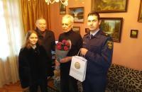 Представники ЛДУБЖД привітали з Днем вшанування учасників ліквідації наслідків аварії на ЧАЕС Антонюка Анатолія
