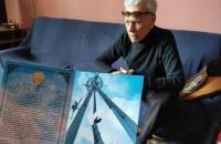 Представники Університету відвідали ветерана-ліквідатора Анатолія Антонюка