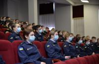 В ЛДУБЖД відбулась онлайн-лекція за участю поважних професорів Академії ВСБ та офіцерів Державної пожежної служби Республіки Польща