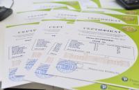 Науково-педагогічні працівники ЛДУБЖД і Львова отримали  сертифікати В2