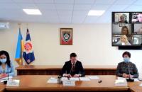 Представники Університету взяли участь у засіданні круглого столу «Правові гарантії ґендерної рівності в секторі безпеки і оборони України»
