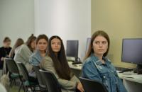 Відбулась зустріч студентів із начальницею Головного управління Державної казначейської служби України у Личаківському районі