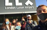 Курсанти та студенти Університету прибули на навчання до Лондона за програмою ERASMUS+