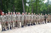 Студенти кафедри військової підготовки Університету відпрацювали навчальні вправи із стрільби на навчальному полігоні смт Старичі