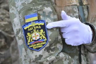 Студенти військової кафедри Університету присягнули на вірність українському народові!