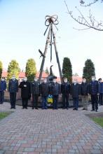 З нагоди 35 річниці в Університеті вшанували ліквідаторів Чорнобильської катастрофи