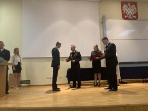 Випускники-магістри Університету отримали європейські дипломи