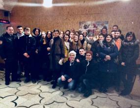 Кафедра гуманітарних дисциплін та соціальної роботи взяла участь у заходах до Міжнародного дня людей з інвалідністю