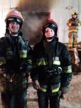 Курсанти Львівського державного університету безпеки життєдіяльності завершили навчальну практику