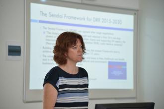 До Університету прибула делегація з Кінгстонського Університету в рамках програми ERASMUS+