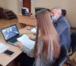Студентка ЛДУБЖД взяла участь у IV-му Міжнародному екологічному форумі «ЕКО ФОРУМ – 2020»