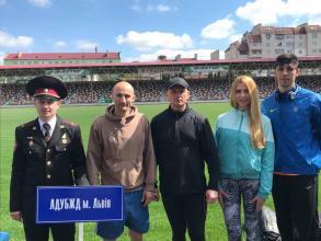 У Тернополі завершився Чемпіонат ДСНС України з поліатлону