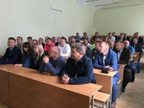 До Львівського державного університету безпеки життєдіяльності повернулись випускники 1998 року
