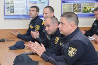 В інституті післядипломної освіти завершили підвищення кваліфікації начальники та заступники начальників частин
